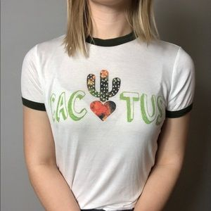 Urban Outfitters Tops - 🌵Cactus ❤️ Crop Top 🌵 S ❤️ UO